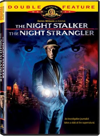 The Night Stalker/The Night Strangler (Double Feature) DVD Image