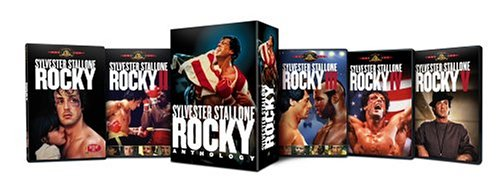 Rocky Anthology DVD Image