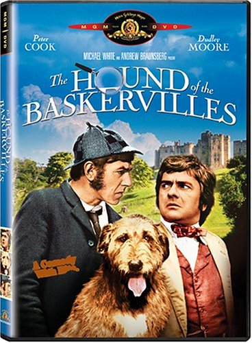 The Hound of the Baskervilles DVD Image
