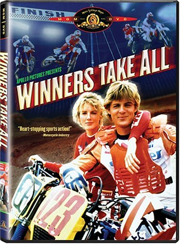 Winners Take All DVD Image