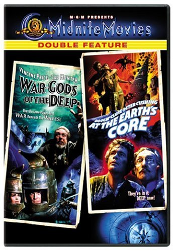 War-Gods Of The Deep / At The Earth's Core (Midnite Movies Double Feature) DVD Image