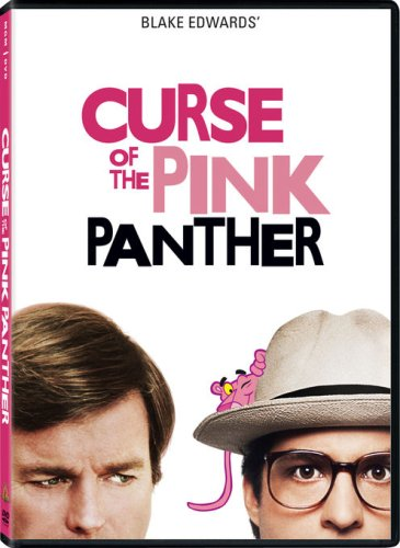 Curse Of The Pink Panther DVD Image