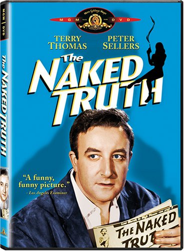 The Naked Truth DVD Image