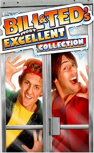 Bill & Ted's Most Excellent Collection DVD Image