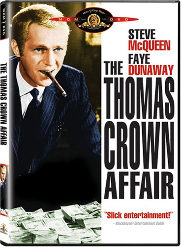 The Thomas Crown Affair - New Transfer DVD Image