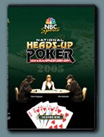 National Championship Of Heads-Up Poker, NBC World Tour Series 1 DVD Image
