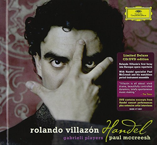 Handel: Arias (Deluxe Limited Edition) DVD Image
