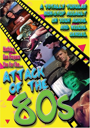 Attack of the 80s DVD Image