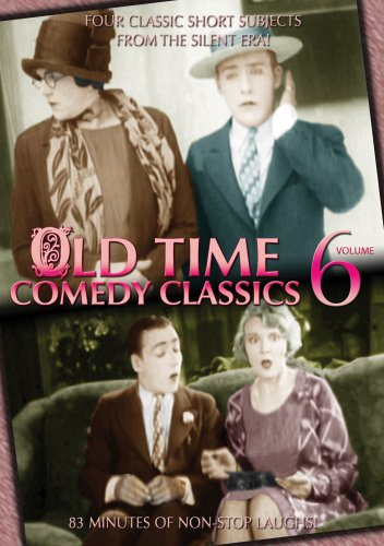 Old Time Comedy Classics, Vol. 6: Grandma's Child / Away We Go / Choose Your Weapons / Skylarking DVD Image