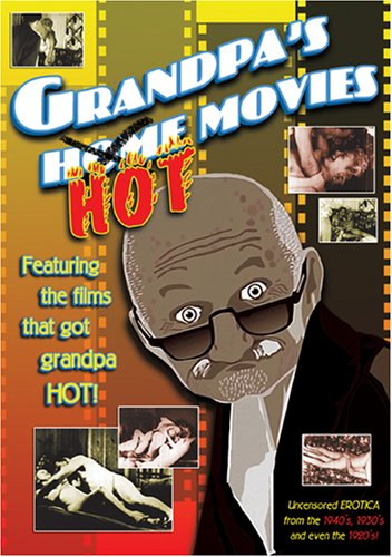 Grandpas Hot Movies DVD Image