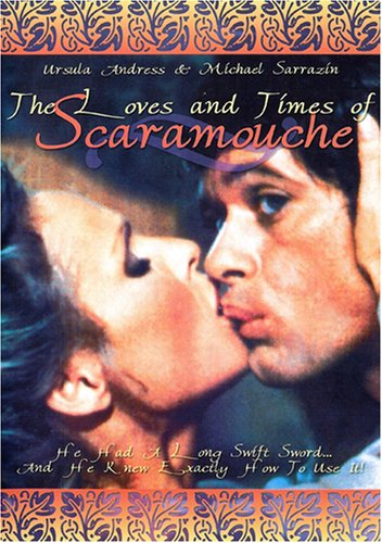 Loves And Times Of Scaramouche DVD Image