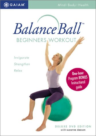 Balance Ball for Beginners (2006) DVD Image