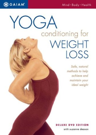 Yoga Conditioning For Weight Loss (En Espanol) DVD Image