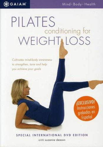 Pilates Conditioning for Weight Loss DVD Image