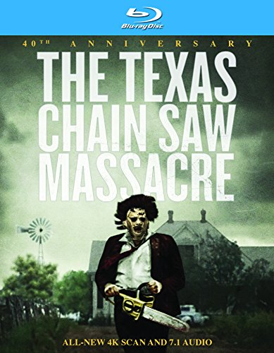 The Texas Chain Saw Massacre: 40th Anniversary [Blu-ray] DVD Image