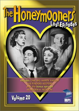 The Honeymooners - The Lost Episodes, Vol. 20 DVD Image