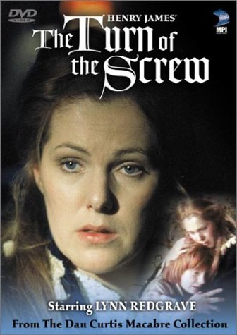 The Turn of the Screw DVD Image