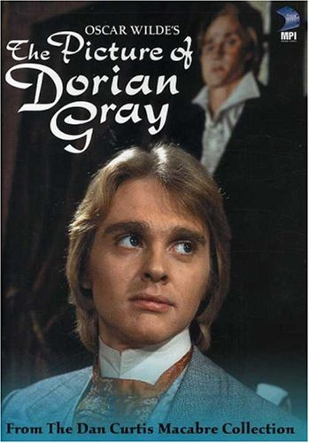 The Picture of Dorian Gray DVD Image