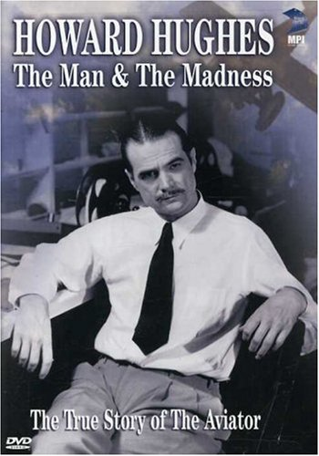 Howard Hughes - The Man and The Madness DVD Image