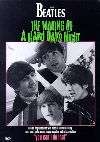 Beatles: You Can't Do That: Making Of A Hard Day's Night DVD Image