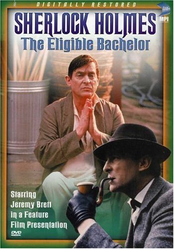 Sherlock Holmes: The Eligible Bachelor DVD Image
