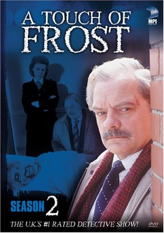 Touch Of Frost: Season 02: A Minority Of One / Widows And Orphans / Nothing To Hide / Stranger In The House DVD Image