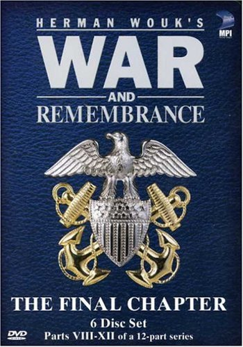 War & Remembrance - Vol. 2, The Final Chapter: Parts 8 - 12 DVD Image
