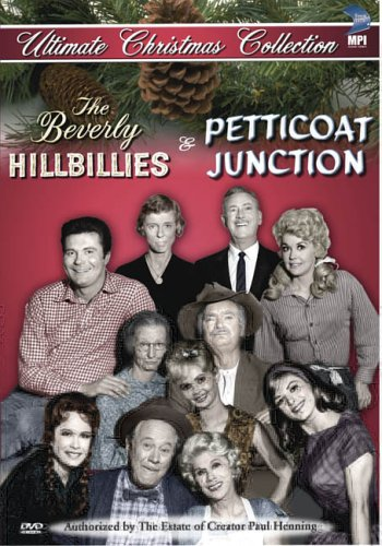 The Beverly Hillbillies/Petticoat Junction Christmas Collection DVD Image