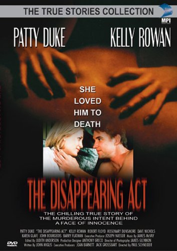 The Disappearing Act (True Stories Collection TV Movie) DVD Image