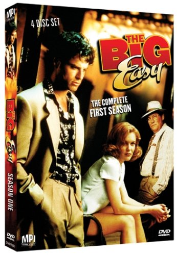 The Big Easy: The Complete First Season DVD Image