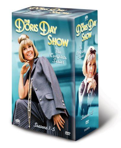 Doris Day Show: Seasons 1 - 5: The Complete Series DVD Image