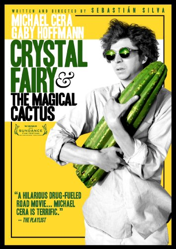 Crystal Fairy & The Magical Cactus DVD Image