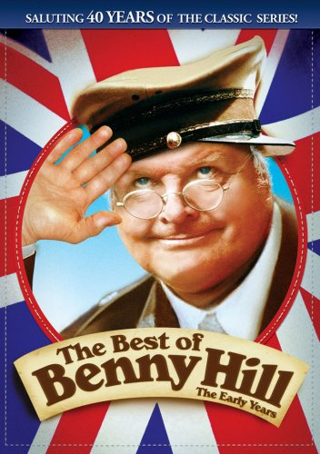 Benny Hill: Best of Benny Hill DVD Image