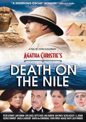 Death on the Nile DVD Image