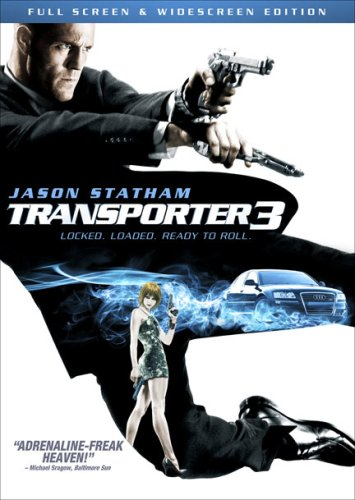 Transporter 3 (Single-Disc Edition) DVD Image