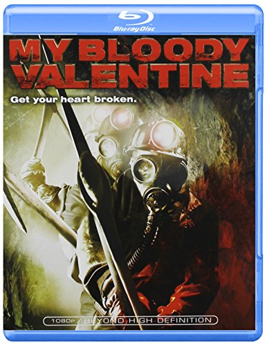 My Bloody Valentine (Blu-Ray) 2D version single disc DVD Image