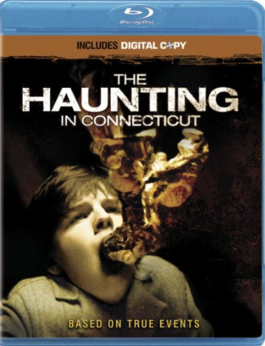 The Haunting in Connecticut [Blu-ray] DVD Image