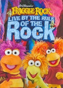 Fraggle Rock: Live by the Rule of the Rock DVD Image