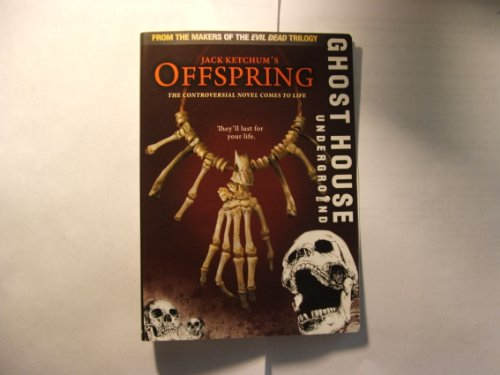 Offsping: Ghost House Underground DVD Image