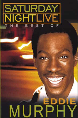 Saturday Night Live: The Best Of Eddie Murphy DVD Image