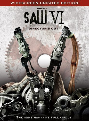 Saw VI (Widescreen Unrated Edition) DVD Image