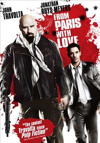 From Paris with Love DVD Image