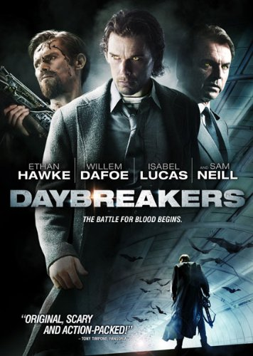 Daybreakers DVD Image