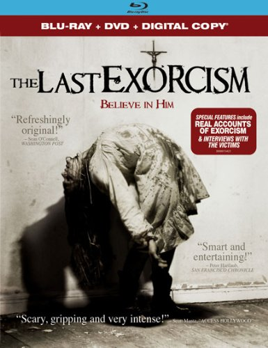The Last Exorcism [Blu-ray] DVD Image