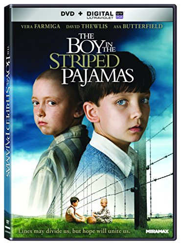 The Boy In The Striped Pajamas [DVD + Digital] DVD Image