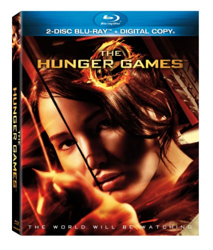 The Hunger Games [2-Disc Blu-ray + Ultra-Violet Digital Copy] DVD Image