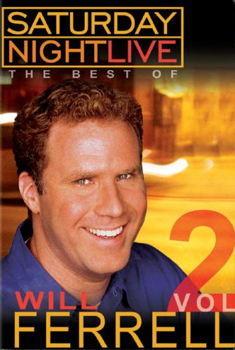 Saturday Night Live: The Best Of Will Ferrell, Vol. 2 DVD Image
