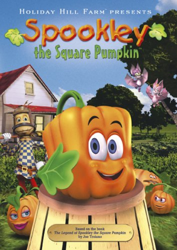 Spookley The Square Pumpkin DVD Image