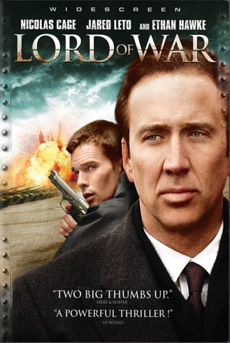 Lord Of War (Widescreen) DVD Image
