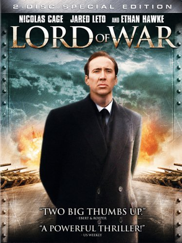 Lord Of War (Widescreen/ Special Edition) DVD Image